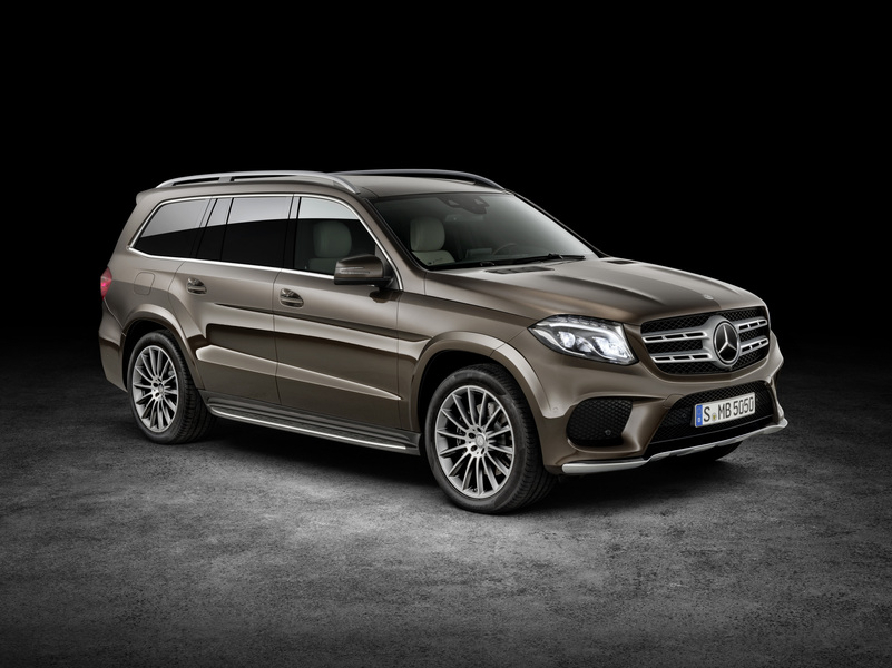 Mercedes-Benz GLS (3)