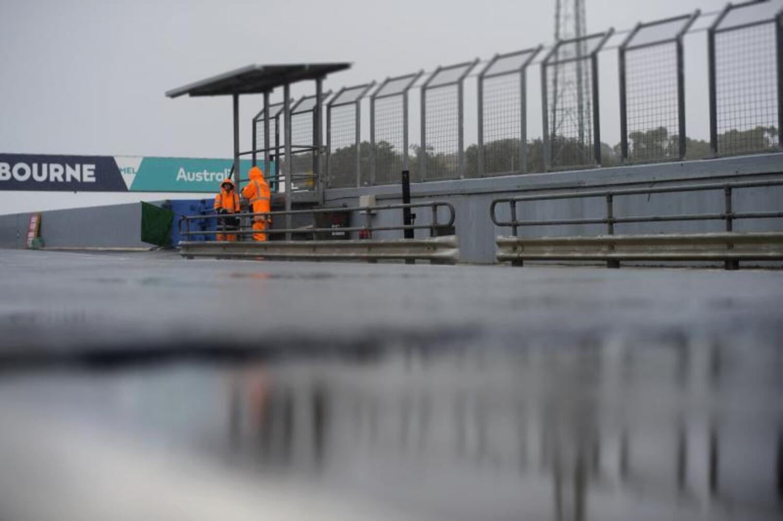 MotoGP, test Phillip Island: prima giornata rovinata dalla pioggia