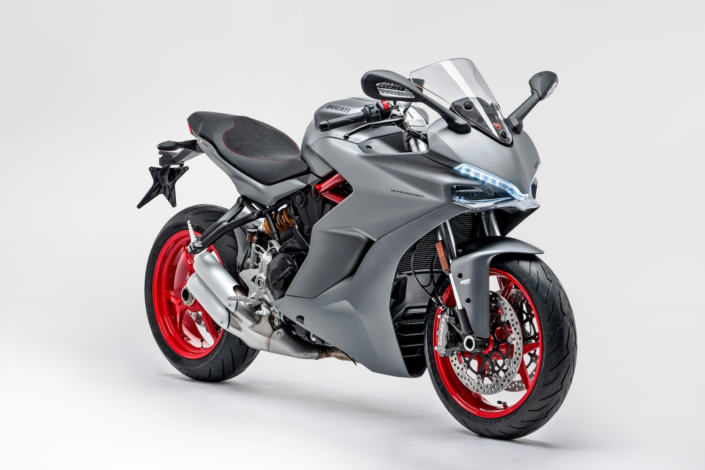 Nuova colorazione per la Ducati SuperSport