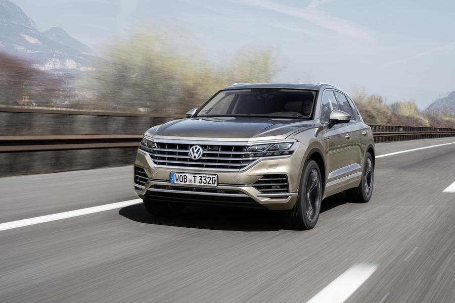 Volkswagen Touareg (2018->>) (5)