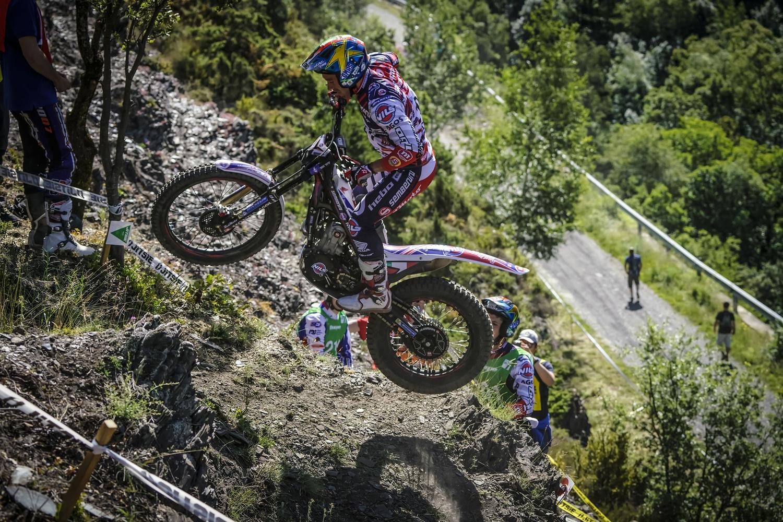 Mondiale Trial. Bou, il Principe di Andorra