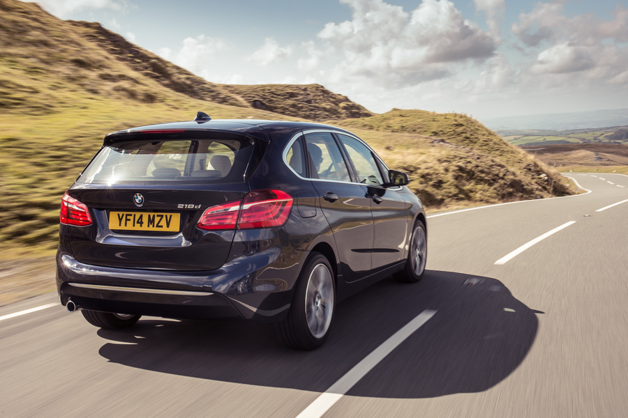 BMW Serie 2 Active Tourer (2)