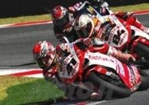 Ducati presenta la nuova struttura del team in Sbk