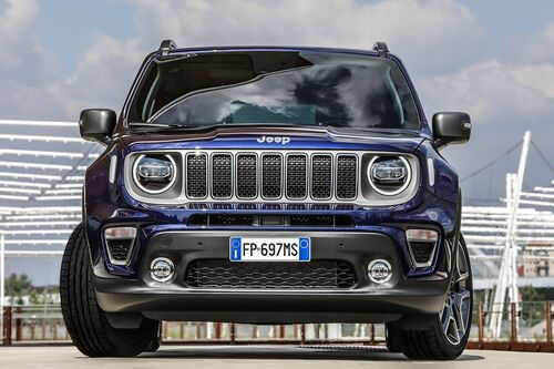 Jeep Renegade 2019 Fari Full Led E Motore 3 Cilindri 1 0 120 Cv