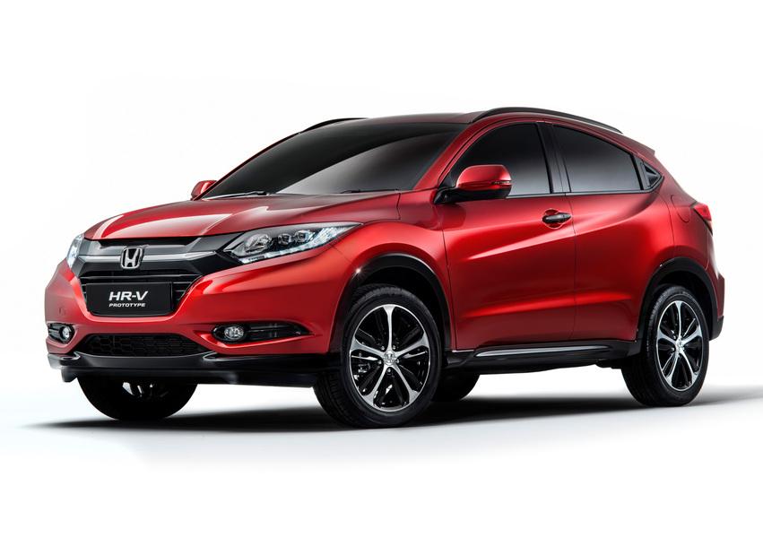 Honda HR-V 1.5 i-VTEC Dynamic Navi ADAS (3)