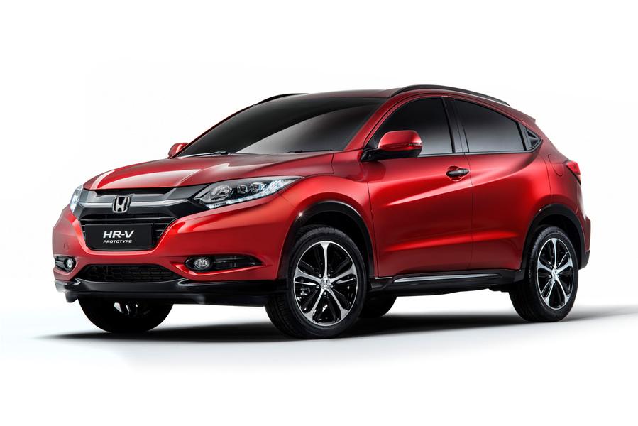 Honda HR-V (2015->>) (3)