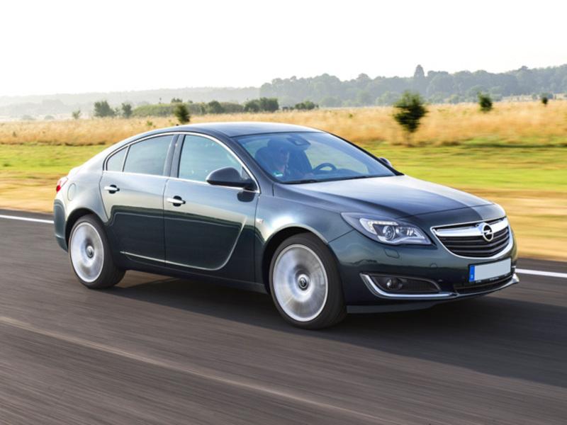 Opel Insignia Turbo Start&Stop 5 porte Advance