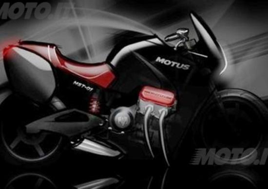Motus MST-01 V4 Nuova Sport Tourer