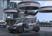 Audi e Airbus, pronti al collaudo dell'auto volante [Video]