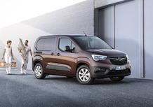 Opel Combo Van: praticità di un furgone, comfort di un'auto
