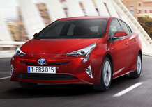 Nuova Toyota Prius 2016 [Video]