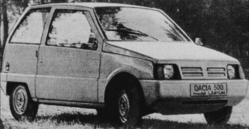 """Dacia e Renault, i primi 50 anni della """"liaison"""" franco-rumena (8)"""