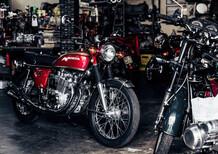 Restaurando, puntata 21: Honda CB 750 Four k1
