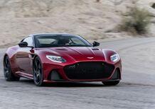 Aston Martin DBS Superleggera, l'estrema che strizza l'occhio al passato