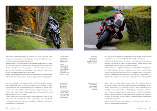 Libri per motociclisti. Road To Racing (3)