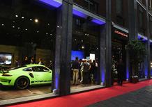 Milano: nel Quadrilatero della moda apre il 5° Porsche Studio al mondo