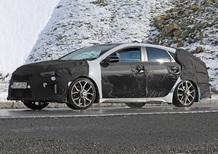 Kia Proceed GT, dopo il concept ecco il muletto
