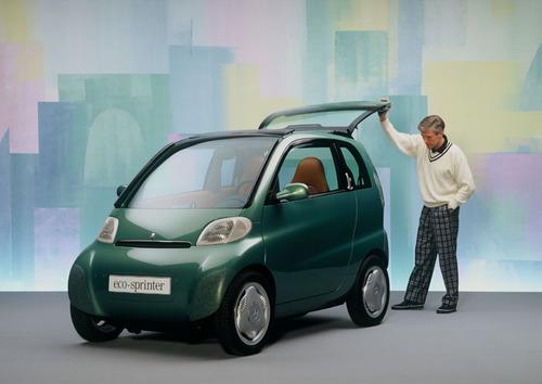 Smart, 20 anni fa nasceva la city car voluta da Mr Swatch (6)