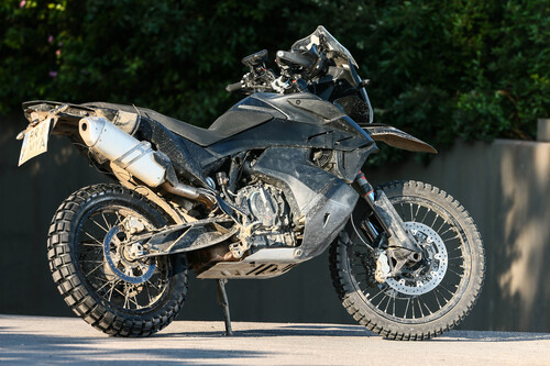 KTM 790 Adventure R, test in Sardegna (3)