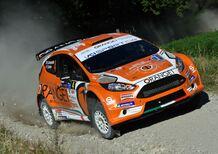 CIR 2018-5. Rally San Marino. A Campedelli (Ford) il primo round