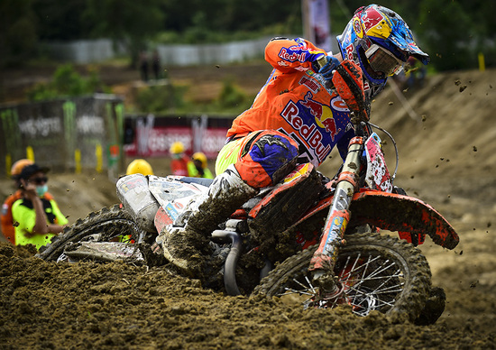 MX 2018. Herlings si impone nelle qualifiche in Indonesia