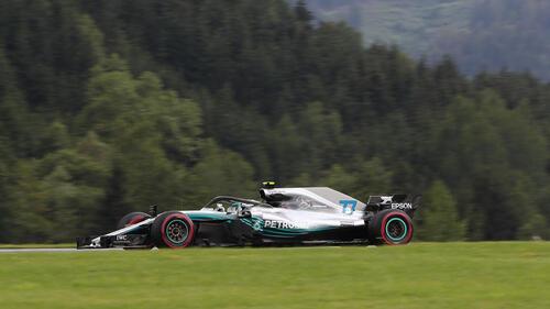 F1, GP Austria 2018: pole per Bottas (2)