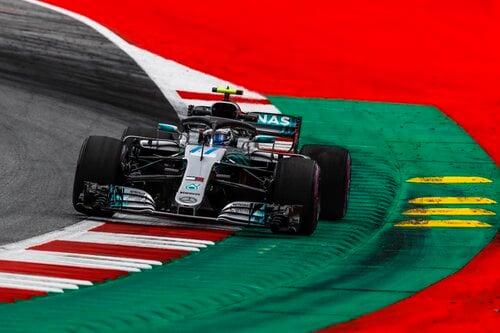 F1, GP Austria 2018: pole per Bottas