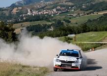 CIR 2018-5. Rally San Marino. Bellissimo e perverso, vince Ceccoli (Skoda)