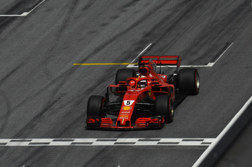 F1, GP Austria 2018: vince Verstappen. Secondo Raikkonen (7)