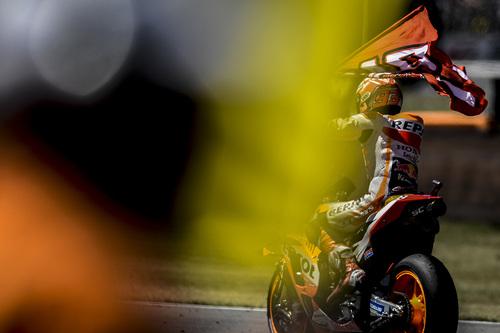 Gallery MotoGP 2018. Le foto più belle del GP d'Olanda