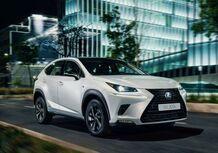 Lexus NX Hybrid Sport, ecco la nuova Special Edition