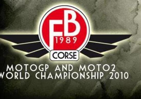 Svelato il team FB: la MotoGP di Oral