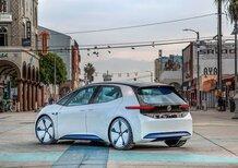 Volkswagen, obbiettivo car sharing elettrico per il 2019