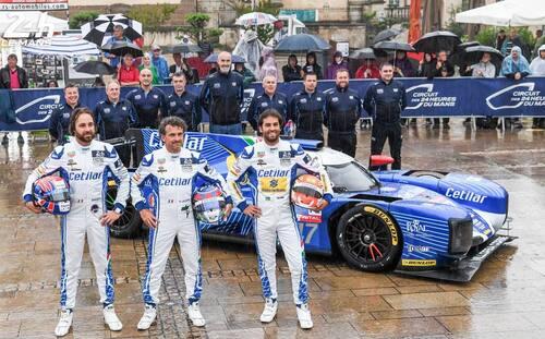 Cetilar Villorba Corse: da Villorba a Le Mans, la sfida continua