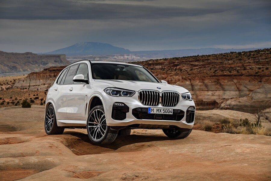 BMW X5 (2018->>) (3)