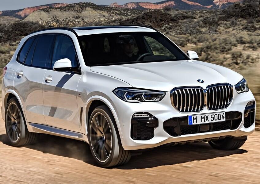 BMW X5 (2018->>)