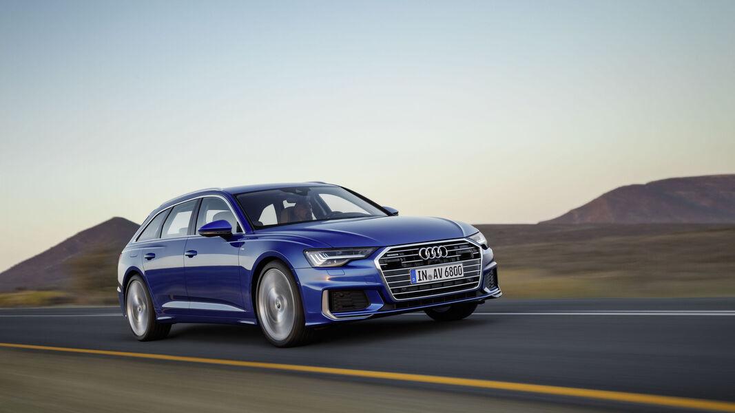 Audi A6 Avant 45 3.0 TDI quattro tiptronic Business Design (4)