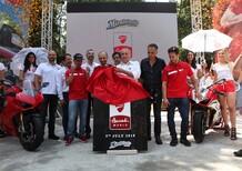 Ducati World: la posa della prima pietra a Mirabilandia