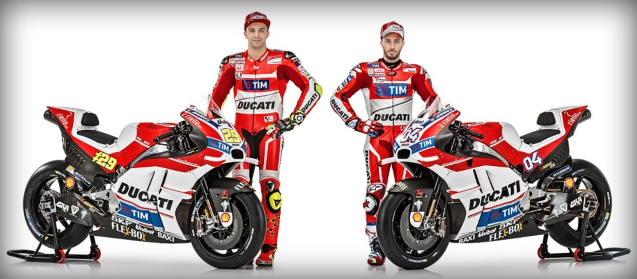 MotoGP. Presentazione team Ducati (2)