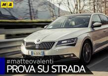 Nuova Skoda Superb 2016 [Video]