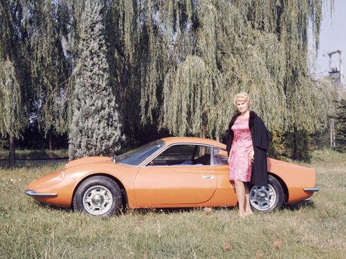 Le Ferrari Dino, dedicate ad Alfredo (4)