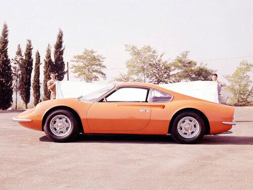 Le Ferrari Dino, dedicate ad Alfredo (7)