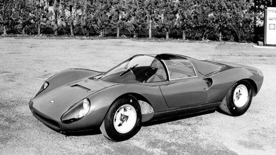 La sport prototipo che ispirò la prima Dino: la 206 S