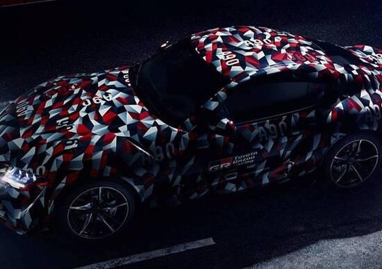 Toyota Supra, a Goodwood la versione definitiva?