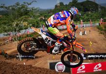 MXGP. Herlings e Jonass primi nelle qualifiche in Indonesia