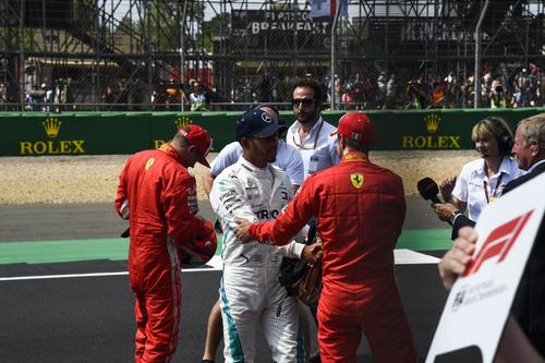 F1, GP Silverstone 2018: pole per Hamilton. Secondo Vettel (4)
