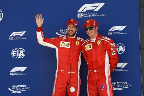 F1, GP Silverstone 2018: pole per Hamilton. Secondo Vettel (7)