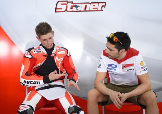 MotoGP. Ducati e il futuro di Stoner