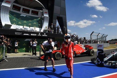 F1, GP Silverstone 2018: vince Vettel. Terzo Raikkonen (8)