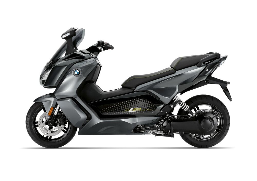 bmw c evolution elettrico 2017 19 prezzo e scheda tecnica. Black Bedroom Furniture Sets. Home Design Ideas